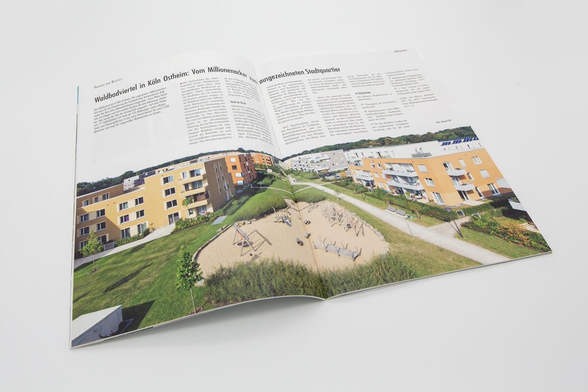 stadt und Raum Waldbadviertel