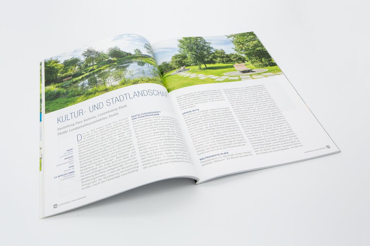 Architektur International Parc Kaltreis