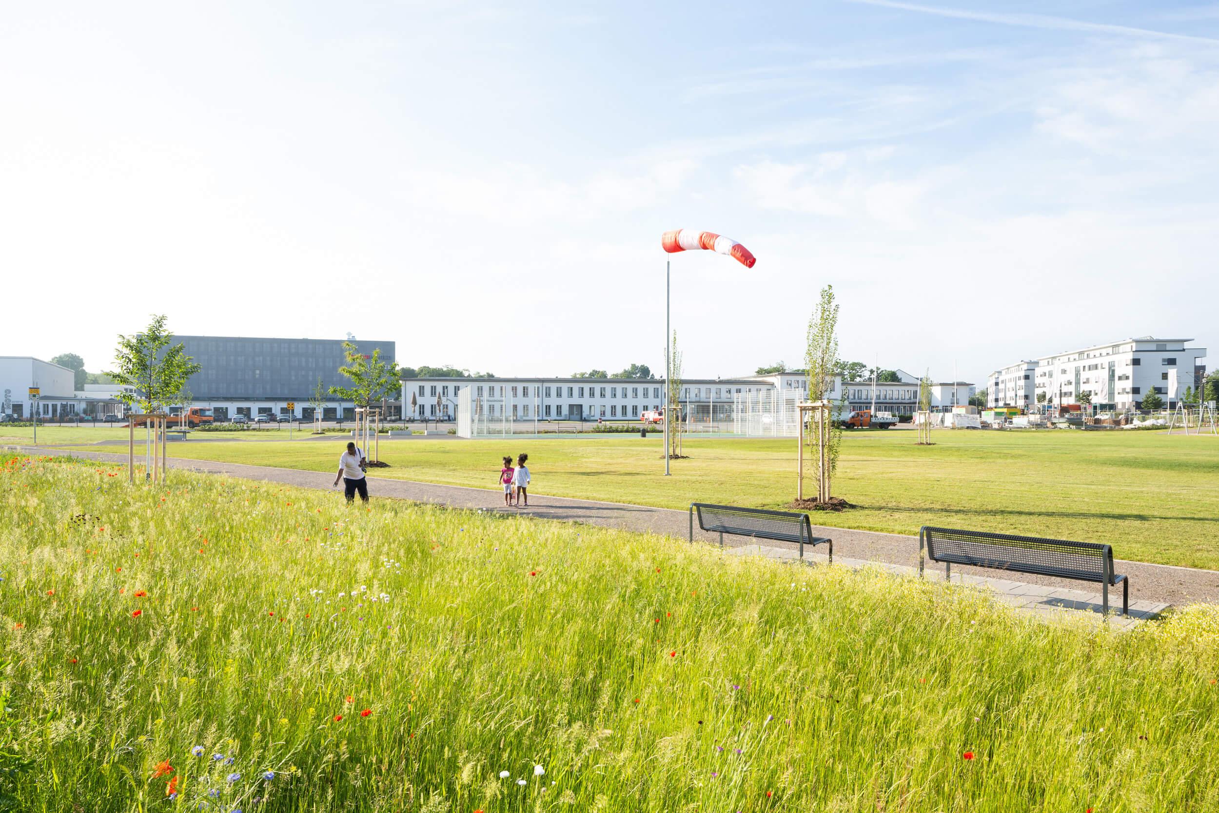 Parkanlage Butzweilerhof