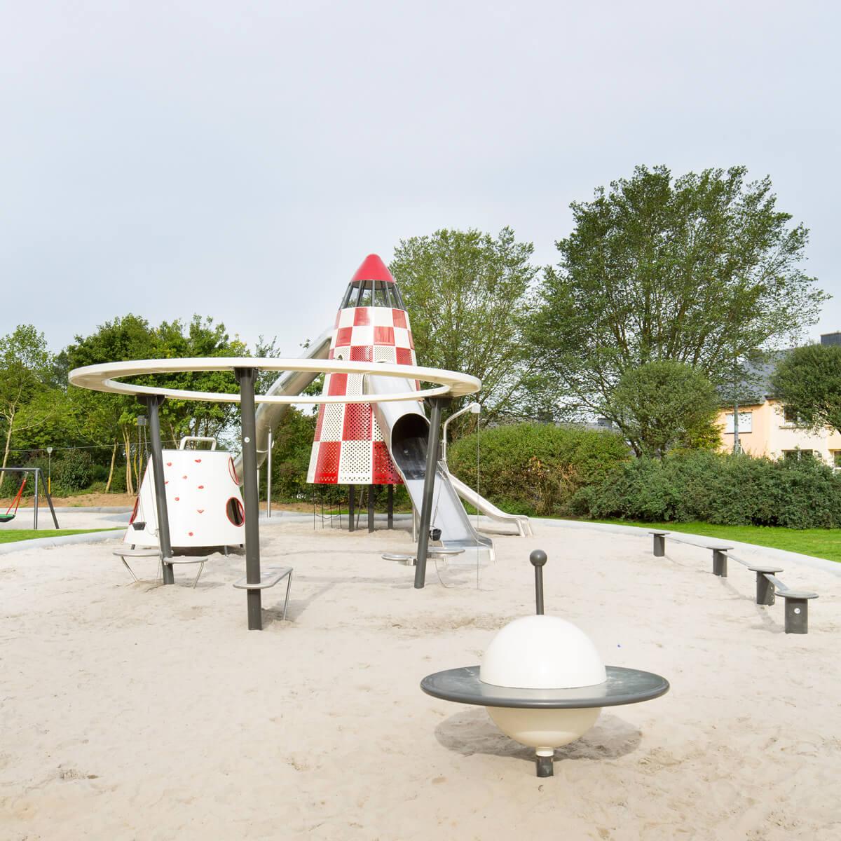 Parc-Kaltreis Weltraumspielplatz