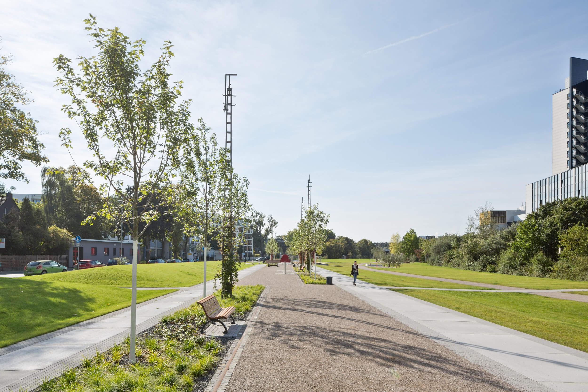 Stadt-Natur-Park Flingern