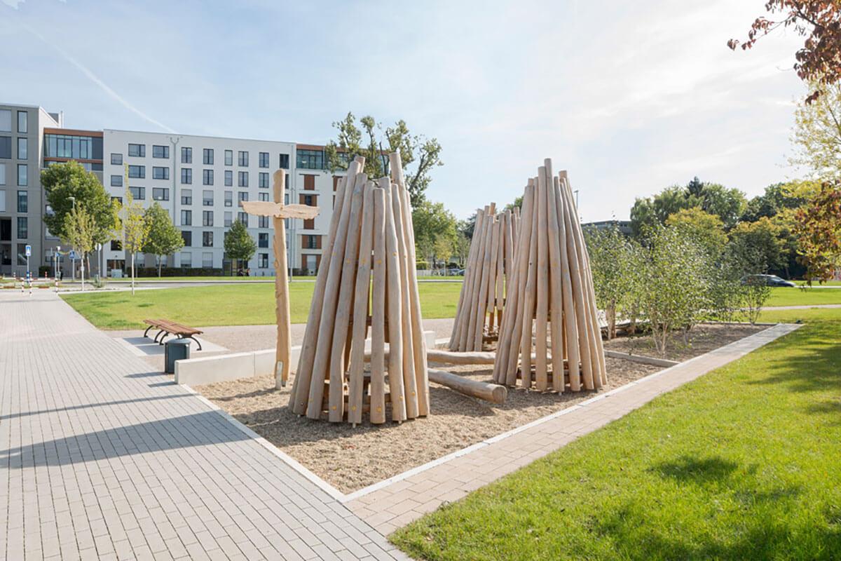 Spielbereich Stadt-Natur-Park Flingern
