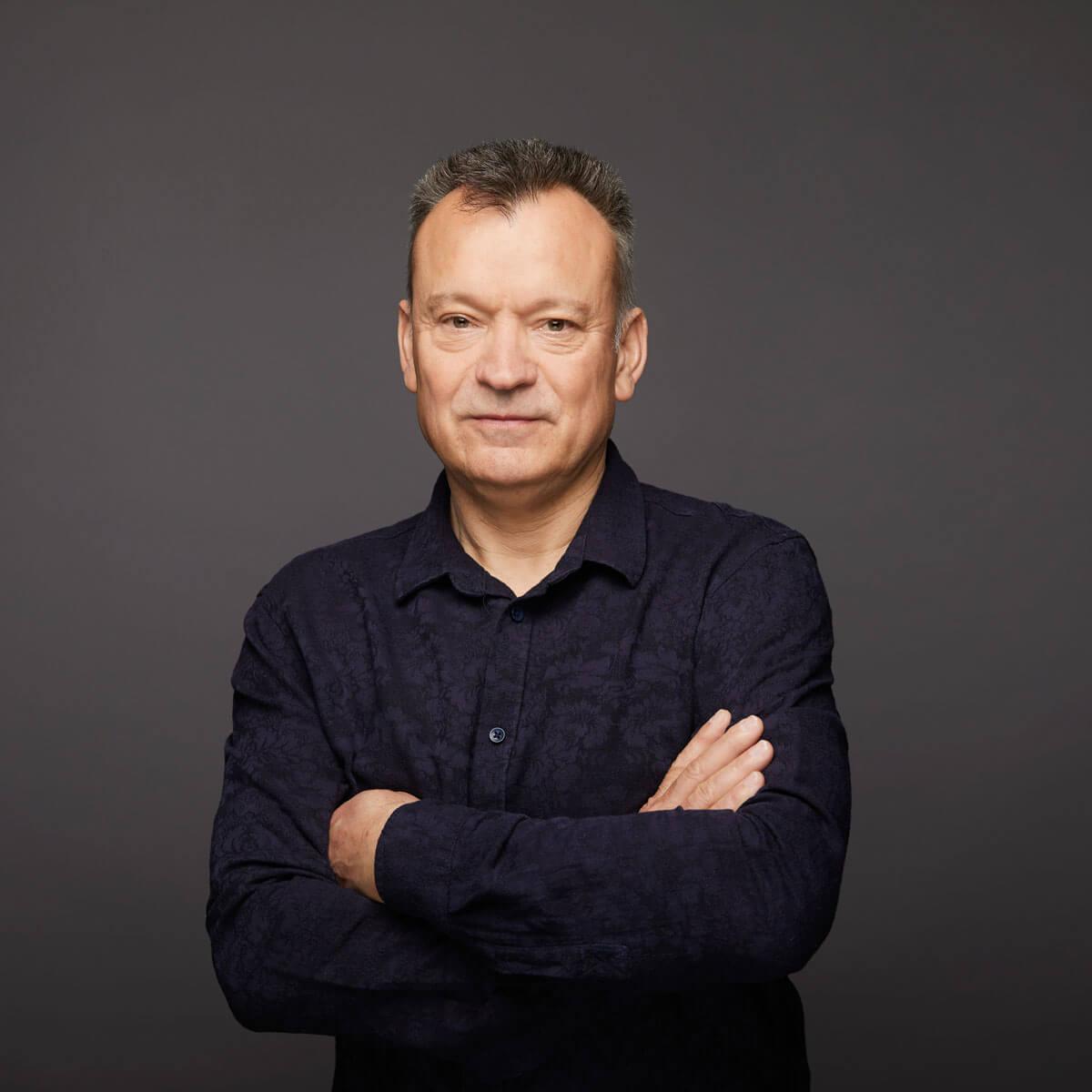 Portrait Matthias Förder