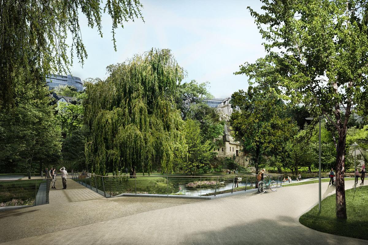 Parc Vallee de la Petrusse