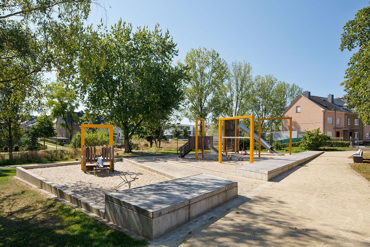 Spielplatz Cessinger Park
