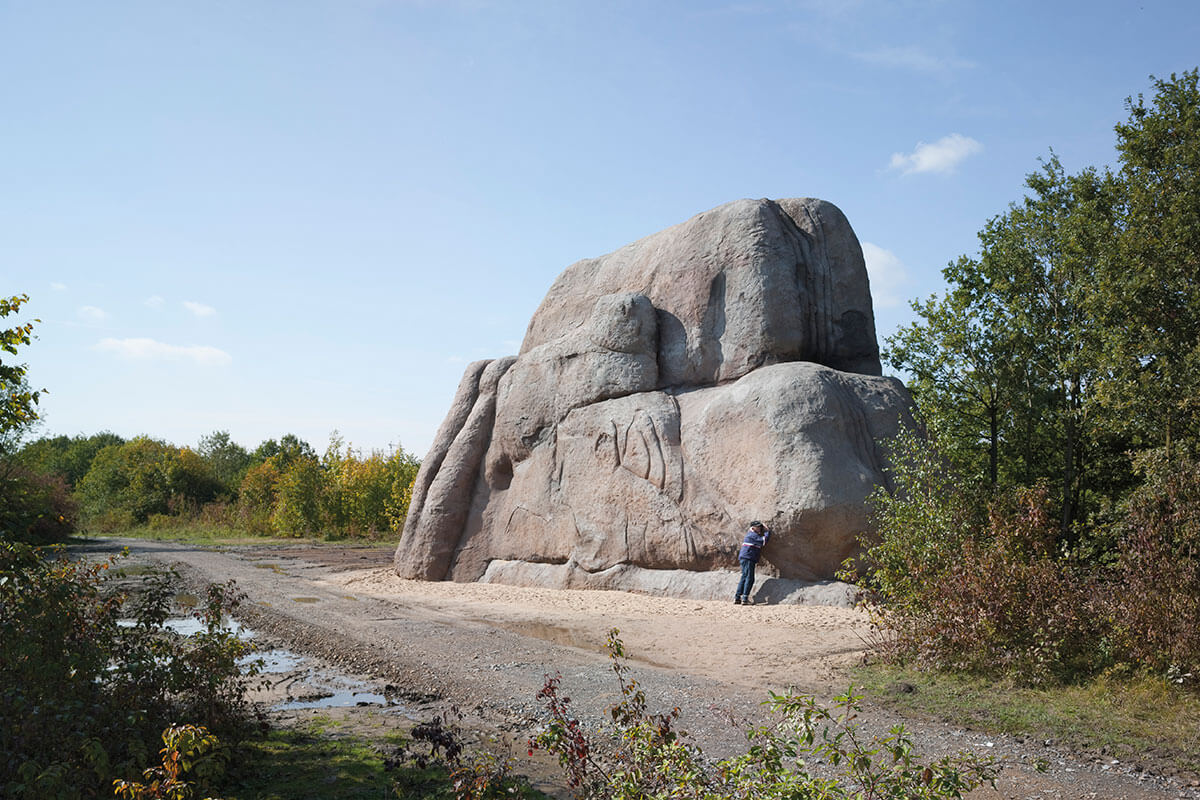 Monument of a Forgotten Future Emscherkunst 2010