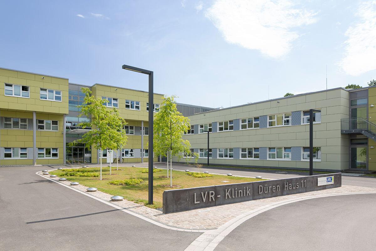 Freianlagen LVR Klinik Dueren