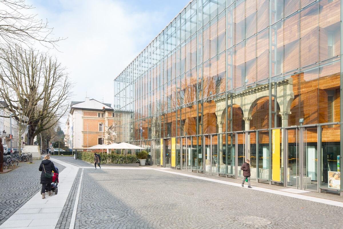 Umgestaltung Aussenanlagen LVR Landesmuseum