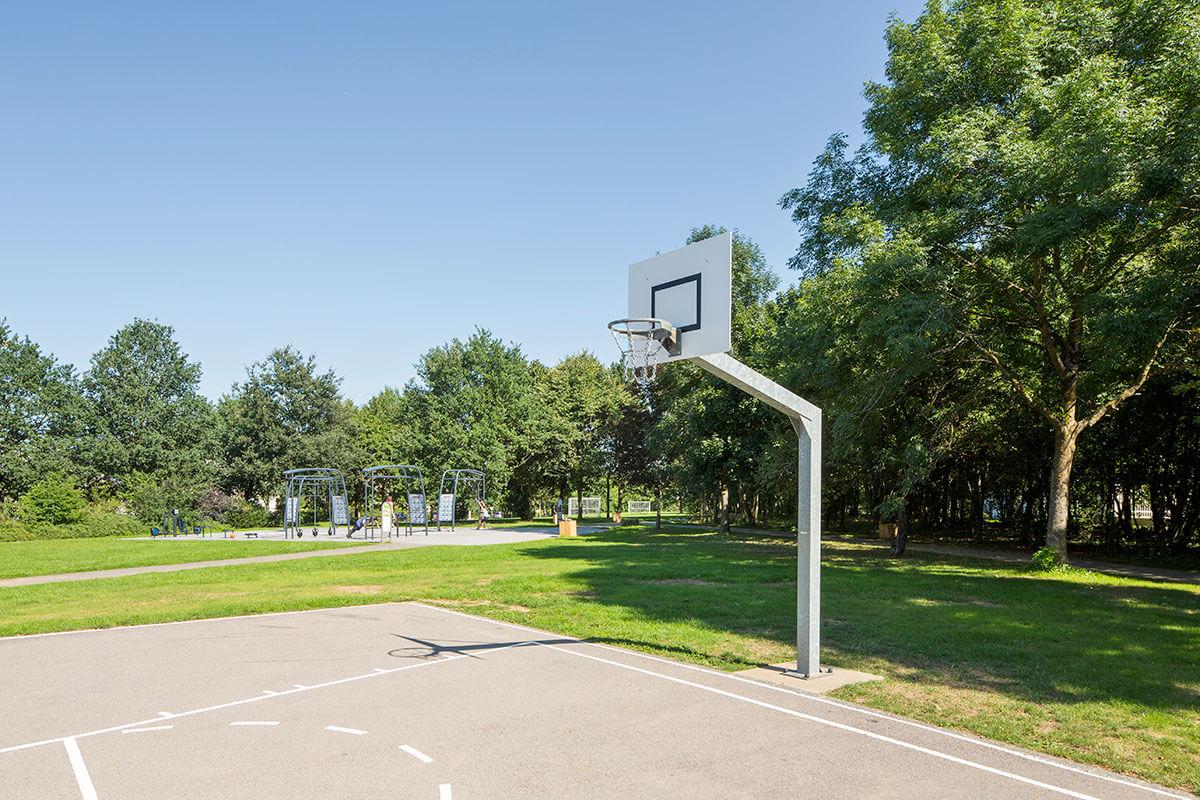 Parc-Kaltreis Streetballfeld