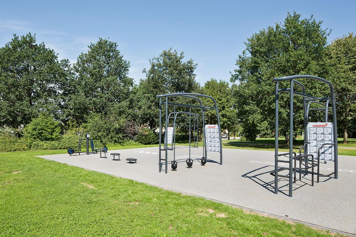 Parc-Kaltreis Outdoorgym