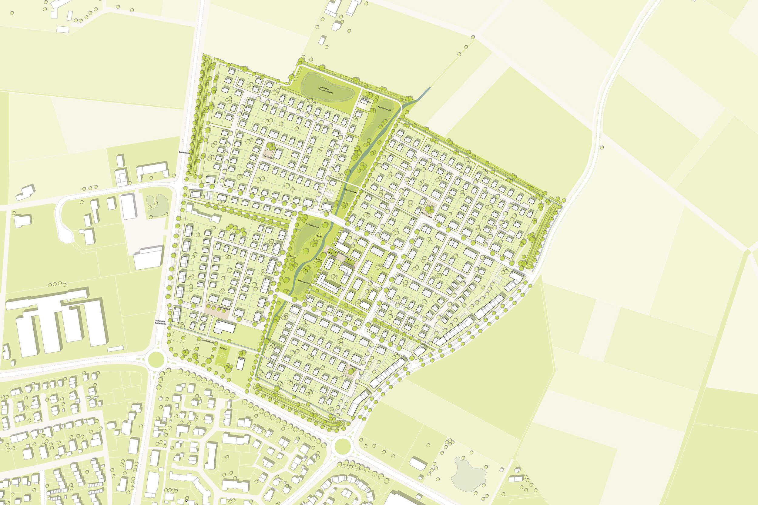 Rahmenplan Soest Nord